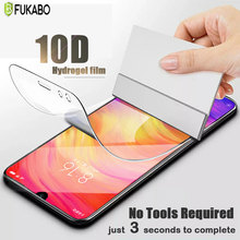 10D Full Cover Soft Hydrogel Screen Protector Film For Xiaomi Redmi Note 7 6 Pro 5 4 4X 6A Film For Redmi 6 5 Plus S2 Not Glass