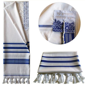 PRAYER SHAWL Wraps Brand Scarf Adult/children High-Quality Jewish TALLIT for Towel-National-Costume