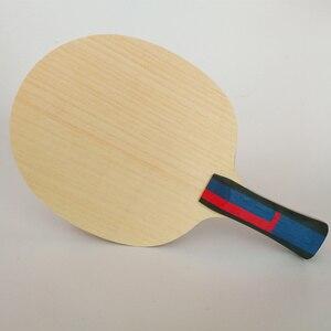 Lemuria Lin ALC лезвие для настольного тенниса 5,8 мм толщина 5 слоев дерева с 2-слойной арилатной углеродистой ручкой для настольного тенниса летуч...