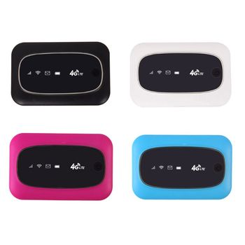 Rechargeable Unlocked 3G WCDMA 4G FDD LTE Wireless Modem WiFi Router Network Adapter 150Mbps Mobile Hotspot X6HA