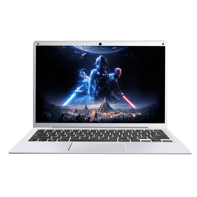 "Ultraslim Cheap Notebook Computer PC Windows 10  Laptop Intel Z8350 14.1"" 4GB RAM 64GB ROM Dual Wifi Student Netbook Ultrabook 2"