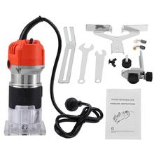 Wood-Router-Machine Woodworking-Tools Electric Trimmer 30000R/MIN 110V/220V