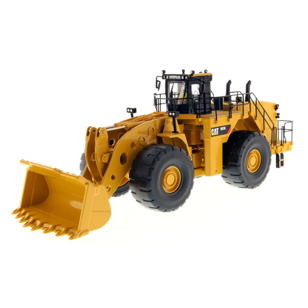 Diecast Masters #85257 1/50 Scale Caterpillar 993K <font><b>Wheel</b></font> Loader Vehicle CAT Engineering Truck <font><b>Model</b></font> <font><b>Cars</b></font> Gift Toys image