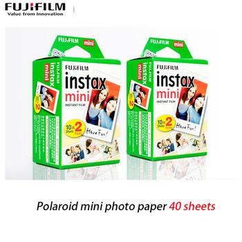 Papier fotograficzny Fujifilm Instant Fuji instax mini11 papier fotograficzny cameramini 9 11 25 70 90 7c 8 7s film zdjęcie z kamery papier fotograficzny tanie i dobre opinie Jednorazowy aparat fotograficzny Natychmiastowa Kamery CN (pochodzenie) Film Zestawy