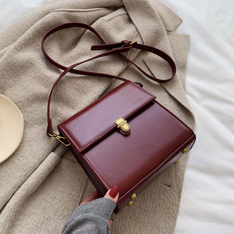 Female Fashion Brand Women Bag PU Leather Messenger Bag Designer Shoulder Crossbody Bag Women Handbag Bolso Mujer