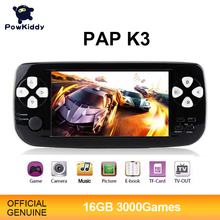 Game-Player PAP Retro 3000 Classic-Games Handheld Portable Built-In 64bit K3 for CP1/NEO
