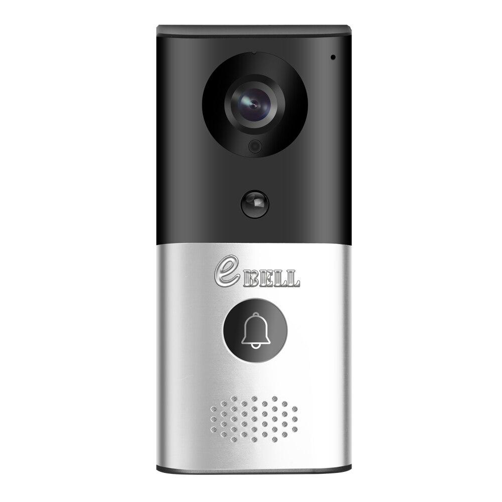 2MP 1080P 145 Degree Wide Angle Wireless WIFI Doorbell Intercom Video Door Phone