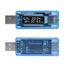 Usb ток Напряжение Ёмкость Тесты er вольт тока обнаружения Зарядное