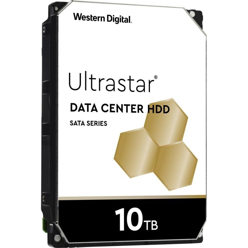Жесткий диск WD Original SATA III 10Tb 0F27454 HUH721010ALE604 Ultrastar DC HC510 (7200rpm) 256Mb 3.| |   | АлиЭкспресс