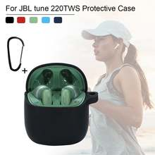 2020 new  silicone protective cover bluetooth headset case for