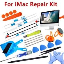 Do zestawu naprawczego iMac wymiana wyświetlacza LCD taśma klejąca narzędzie do otwierania zestaw pasków do iMac apple A1419 A1418 A1224 A1311 A1312
