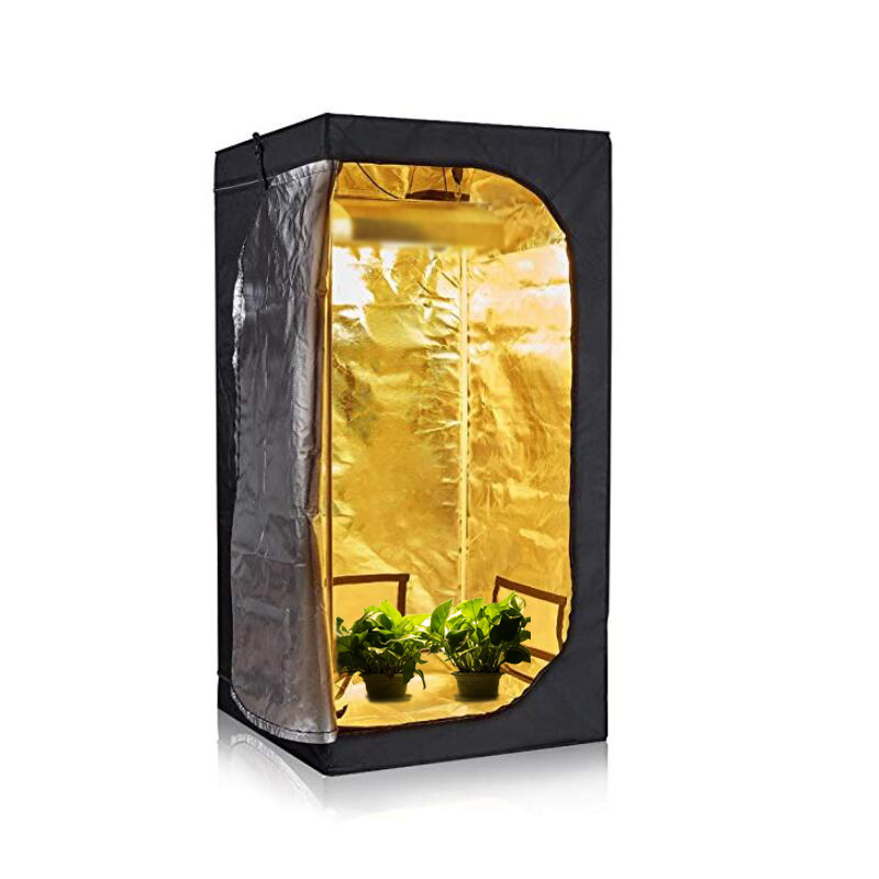 LED grow tent For Indoor Hydroponics Grow Room Box  greenhouse grow light lamp tent phyto lamp
