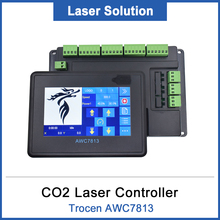 Co2 Laser DSP Controller System Trocen AWC7813 Replace 708S 708C LITE For Co2 Laser Engraving and Cutting Machine