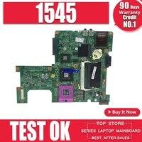 For Dell 1545 1750 Laptop motherboard CN 0HPKP9 0HPKP9 09206 1 48.4CN05 011 100% working