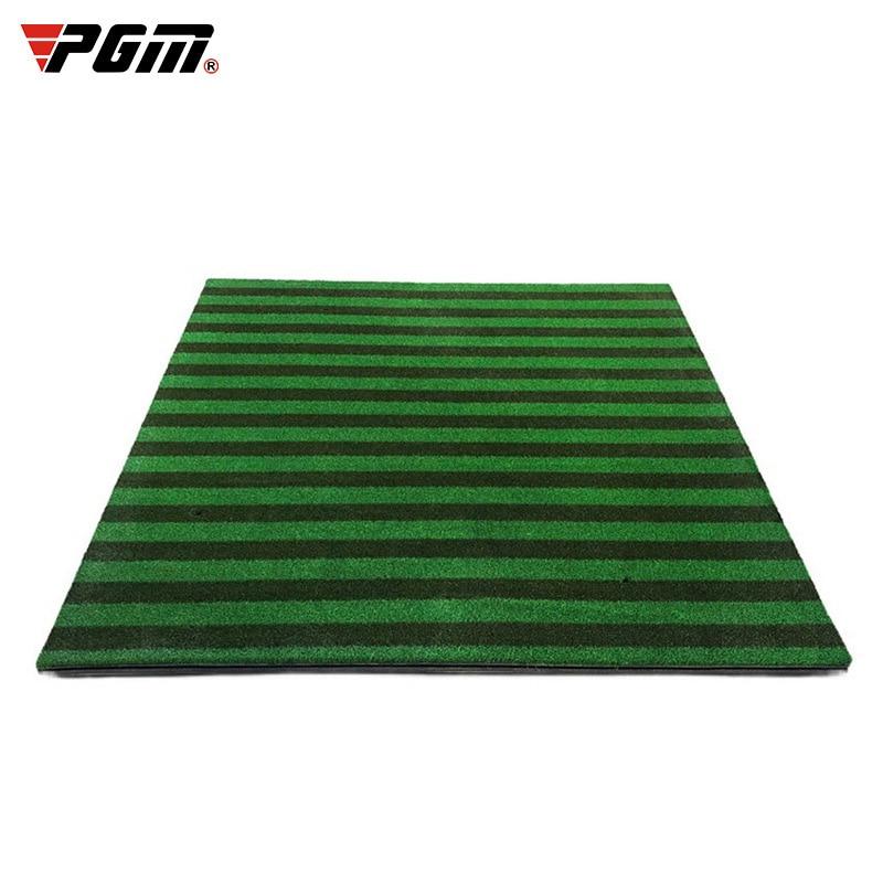 PGM 4.92 Ft X 4.92 Ft /4.92 Ft X  0.98 Ft Golf Hitting Mat Golf Practice Mat Golf Tranig Aids