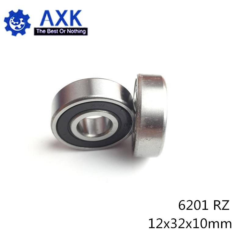 Hybrid Ceramic Ball Bearing Bearings 6201RS QTY 1 12x32x10 mm 6201-2RS
