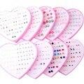 AOMU многоцветная криатальная 36 пар мультяшный гипоаллергенный пластиковый Комплект сережек для женщин и девочек Свадебные Рождественские ...