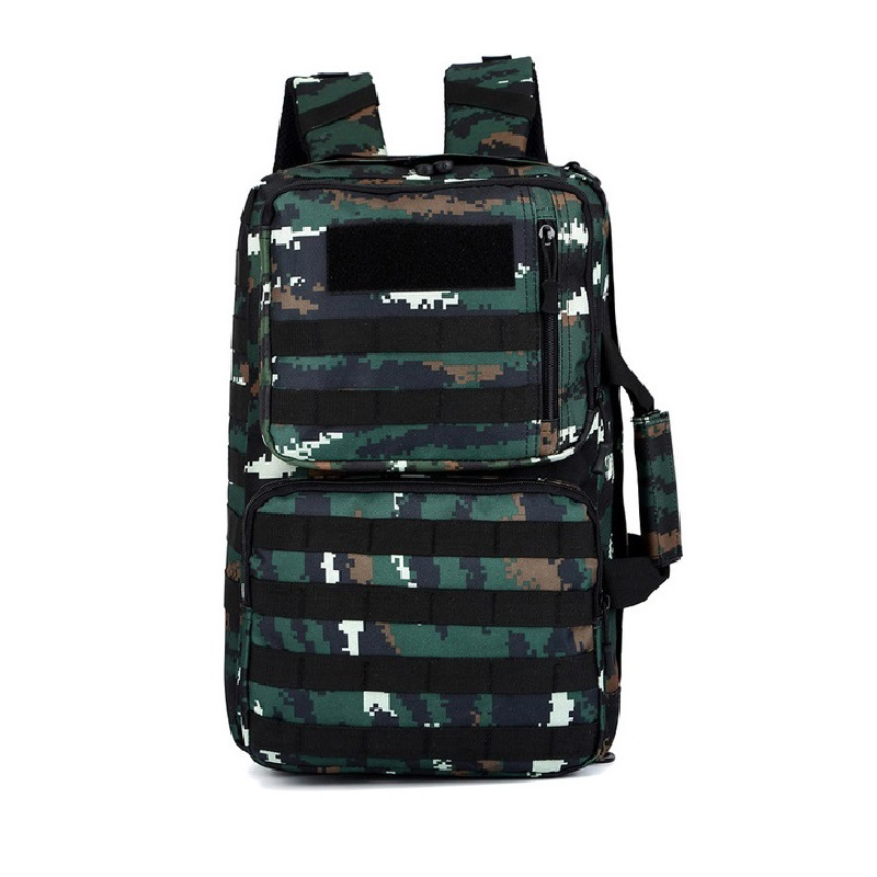 Large capacity army package tactical backpack military bag multifunctional commute daily bag camping hiking man's bag women bag