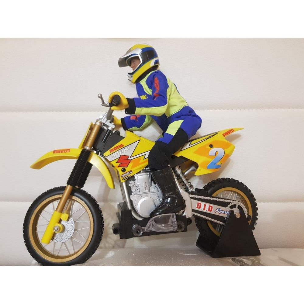 RC motorcycle for Suzuki RM 250