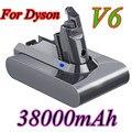 Литий-ионный аккумулятор Dyson dc62, 38000 мАч, 21,6 в, для пылесосов Dyson V6 DC58 DC59 DC61 DC62 DC74 SV07 SV03 SV09