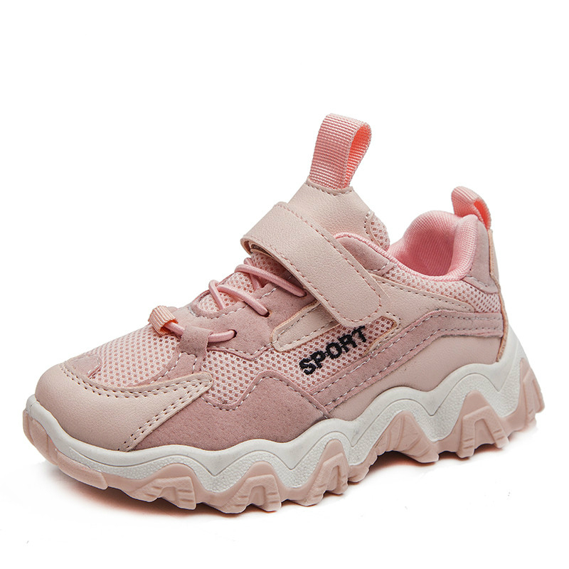 2020 Spring Kids Sneakers Girls Shoes Boys Fashion Children Shoes For Girl Sport Running Casual Child Shoes Chaussure Enfant 858