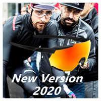 Racetrap 2020 Peter Limitata 100 RP Vetri di Riciclaggio Degli Uomini Della Bicicletta Occhiali Mountain MTB outdoor Occhiali Da Sole Rossi Oculos Gafas Ciclismo