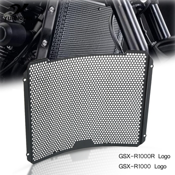 For Suzuki GSX-R1000R GSX-R1000 2017-2020 GSX R1000 1000R Motorcycle Radiator Grille Guard Cover Protector Fuel Tank Protection new stainless steel motorcycle accessories radiator guard cover grille grill fuel tank protector for r3 2015 2016 free shipping