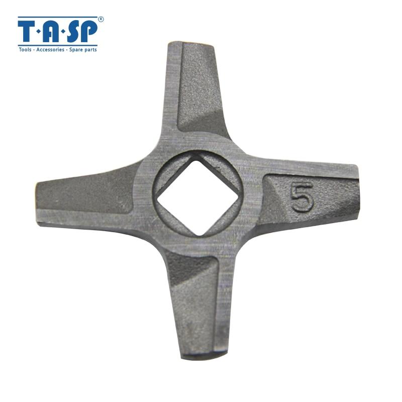 1pc Knife For Meat Grinder 5# Blade Mincer MDP-105 Spare Parts For Zelmer Bosch MFW3640A Kitchen Appliance