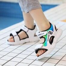 Boys Girls sandals 2020 Summer Kids Sports Shoes Open Toe Ch