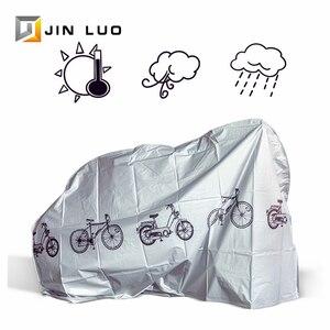 Image 1 - Capa protetora para raios uv para bicicletas, equipamento de proteção à prova d água, poeira, sol, chuva, mountain bike, motocicleta, mountain bike