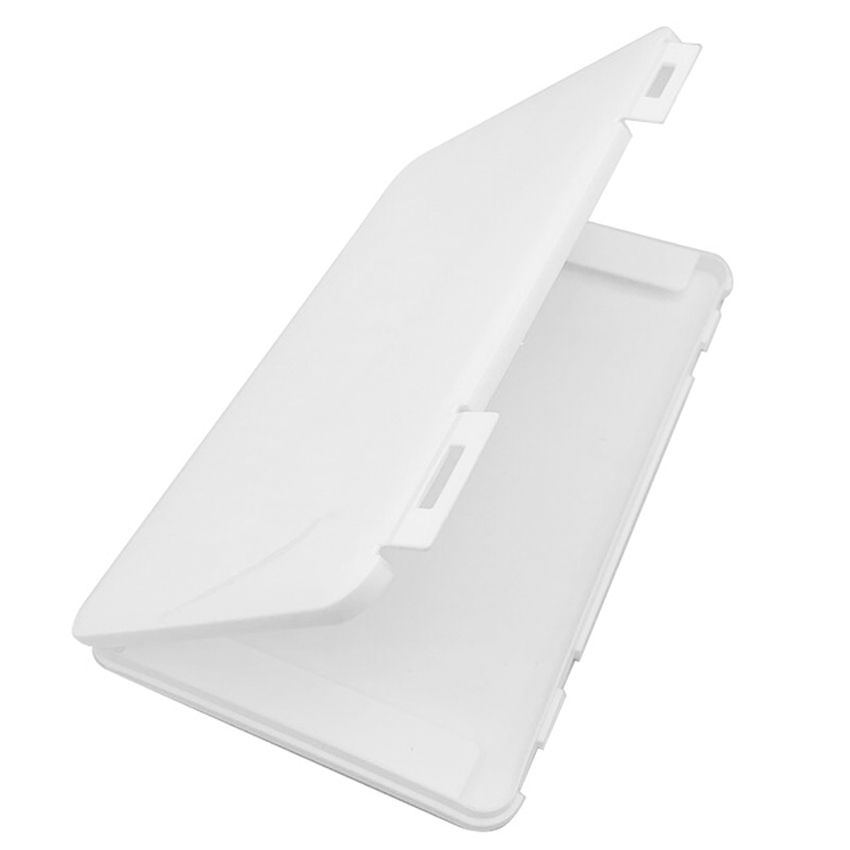 MMask Storage Clip Portable Storage Organizer Portable Mask Holder Disposable Mask Folder Dust-proof Moisture-proof
