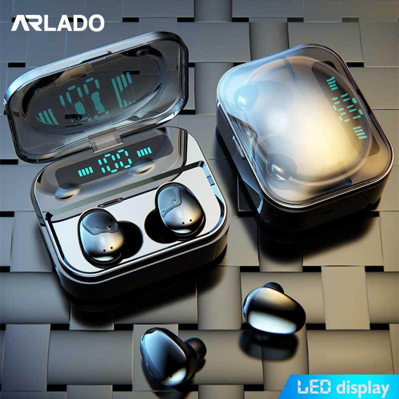 Arlado X7 TWS True Wireless Ultra Mini Bluetooth słuchawki sportowe słuchawki douszne Twins Stereo zestaw słuchawkowy z mikrofonem słuchawka na smartfon