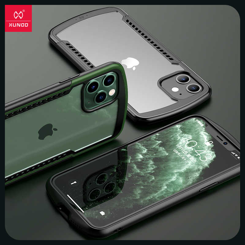 Para o iphone 11 caso coque xundd airbags drop-proof armadura caso do jogo para o iphone 11 pro max caso para ip 11 caso funda