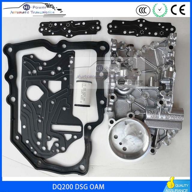DQ200 0AM Transmission Accumulate Housing DSG For VW Audi Skoda Seat 7 Speed 0AM Transmission Rebuild Kit 0AM325066AC OAM