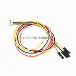 1007 26AWG 4P 500MM PH2.0 dupont 2.54 1P PH 2.0 dupont 2.54|Wiązki|   -