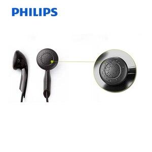 Image 2 - Оригинальные наушники вкладыши Philips SHE3800, проводные наушники 3,5 мм для компьютера, ноутбука, гарнитура для смартфонов huawei, xiaomi, samsung