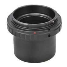 Per T2 EOS Anello Adattatore in Metallo per 2 Pollici/1.25 Pollici Telescopio per Adattarsi per Canon Eos Mount Macchina Fotografica di Marca nuovo