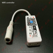 wifi  controller RGB RGBW LED strip 4PIN 5p Color bar dimmer modulator dc5-24V 144W 3528/5050