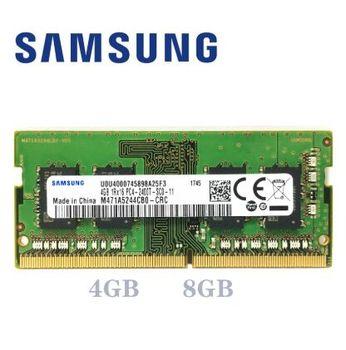 Samsung Laptop ddr4 ram 8gb 4GB 16GB PC4 2133MHz lub 2400MHz 2666Mhz 2400T lub 2133P 2666v DIMM pamięć do notebooka 4g 8g 16g ddr4 tanie i dobre opinie Używane 2133 MHz Bez ECC Dożywotnia gwarancja Pojedyncze DDR4-Laptop-SX