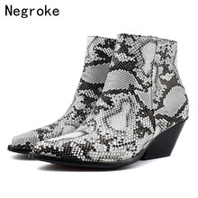 Women Ankle Boots Pointed Toe PU Leather Low Heels Shoes Woman Booties Sexy High Heels Plus Size Woman Botas Mujer Femme jialuowei brand new fashion women boots 12cm high heels sexy fetish pointed toe ankle boots ladies shoes botas mujer plus size