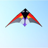 free shipping high quality 3m thunder dragon delta kite handle line outdoor flying toy nylon ripstops large kite surf octopus