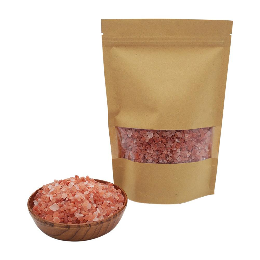 Himalayan Crystal Rose Salt Bath Cleaning Salt For Men And Women
