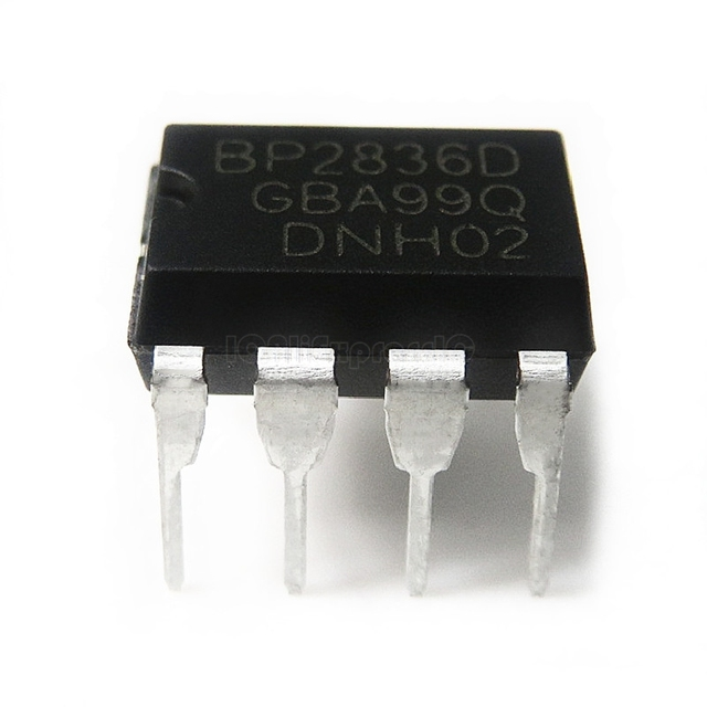 10 pièces/lot BP2836D DIP 8 BP2836 en Stock