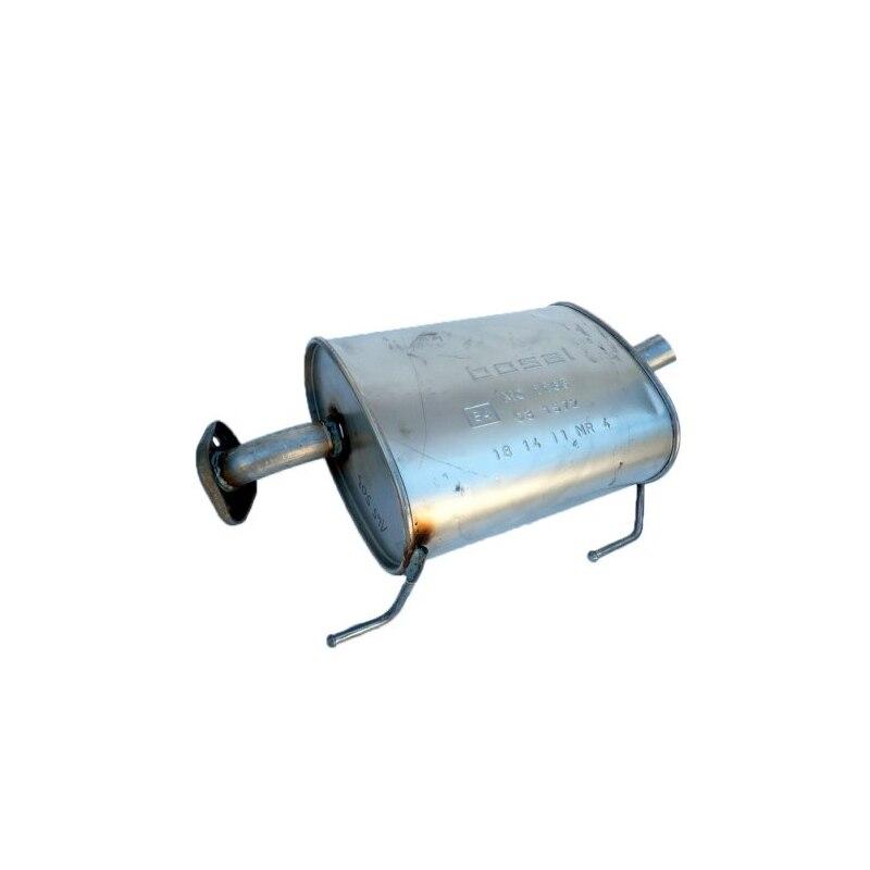 BOSAL 145-503 Exhaust Muffler for Nissan Almera II (N16 Hatchback) 1.5/1.8 (rear) 600mm. 50182 какие светодиодные лампы лучше для автомобиля nissan almera n16