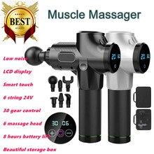 Muscle Massage Gun Body Massager Therapy Massager Exercising Muscle Pain Relief Body Muscle Relax Massager