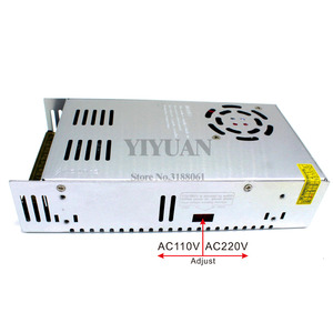Image 4 - 600W 60V 10A מיתוג אספקת חשמל נהג רובוטריקים AC110V 220V כדי DC60V SMPS עבור Led רצועת מודולים אור CCTV 3D מדפסת