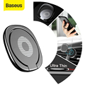 Baseus Finger Ring Phone Holder For iPhone Phone Ring Metal Mobile Phone Holder Support Magnetic Phone Holder Stand Accessories