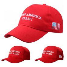Maga Hat-gorra de béisbol roja para hombres y mujeres, sombrero Snapback con bandera de Maga, para hombres y mujeres, 2020