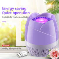 Photocatalytic Mosquito Killer Household LED Inhalable Fly Killer Light Catalyst Mute No Radiation Mosquito Killer