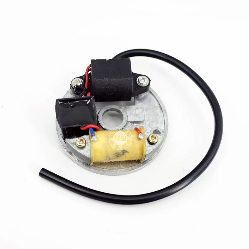 1E40F 1E45F IGNITION ARMATURE PLATE CHAIN SAW CHARGING STATOR ELECTRIC CDI MODULE CHARGE COIL MAGNETO MIST BLOWER SPRAYER PARTS